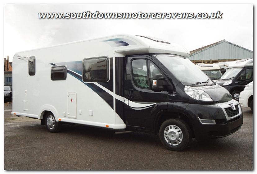 Model Southdowns | New 2014 Bailey Approach Autograph 745 Low-Profile Motorhome N100183 Photo Gallery