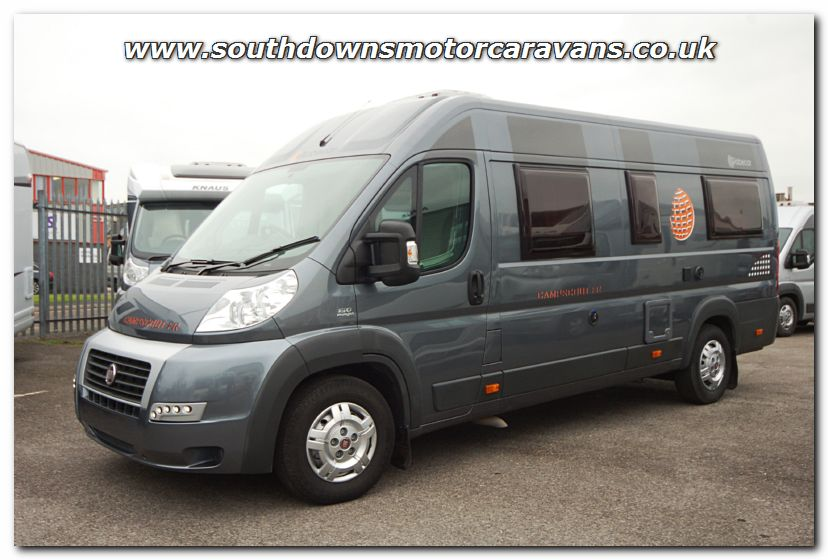 Southdowns new 2014 globecar campscout fr fiat motorhome