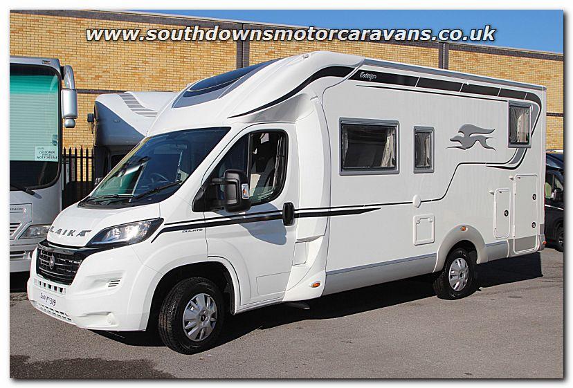 Southdowns new 2015 laika ecovip 309 luxury low profile for Laika motorhome ecovip