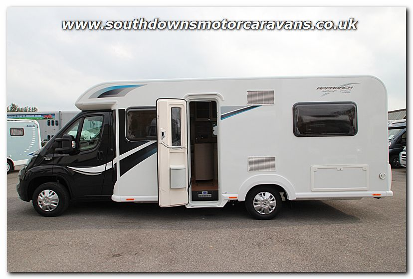 Cool Southdowns | New 2015 Bailey Approach Autograph 740 Low-Profile Motorhome N100252 Photo Gallery