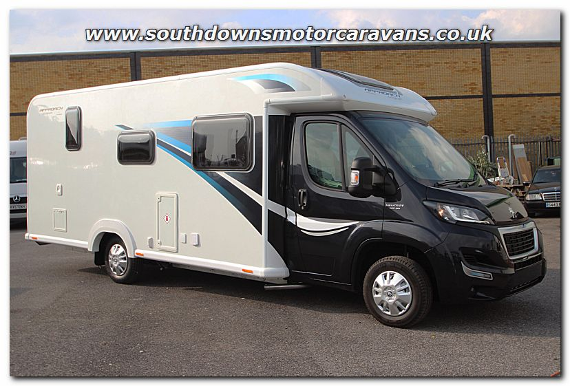 Popular Southdowns | New 2015 Bailey Approach Autograph 740 Low-Profile Motorhome N100252 Photo Gallery