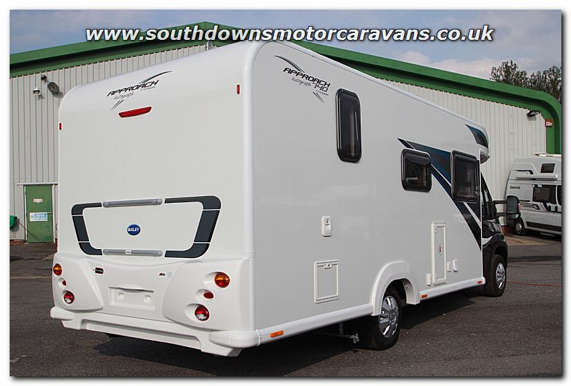 Brilliant Southdowns | New 2015 Bailey Approach Autograph 740 Low-Profile Motorhome N100252 Photo Gallery