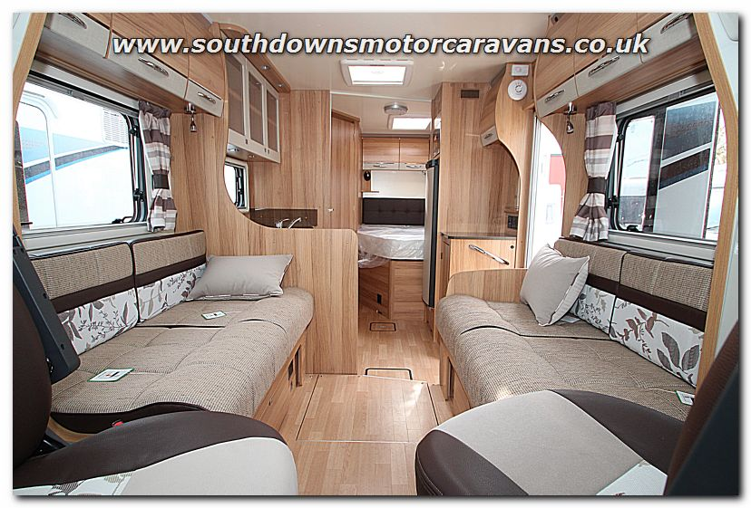 Excellent Southdowns | New 2015 Bailey Approach Autograph 740 Low-Profile Motorhome N100252 Photo Gallery