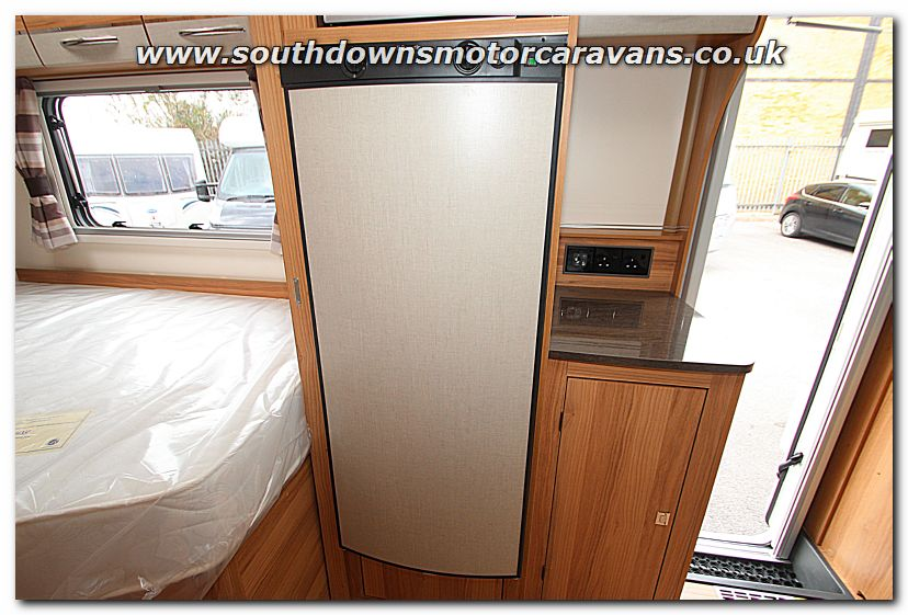 Perfect Southdowns | New 2015 Bailey Approach Autograph 740 Low-Profile Motorhome N100252 Photo Gallery