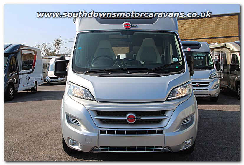 Click To Enlarge The Picture Of New 2015 Burstner Brevio T605 Van Conversion Motorhome N100258 9