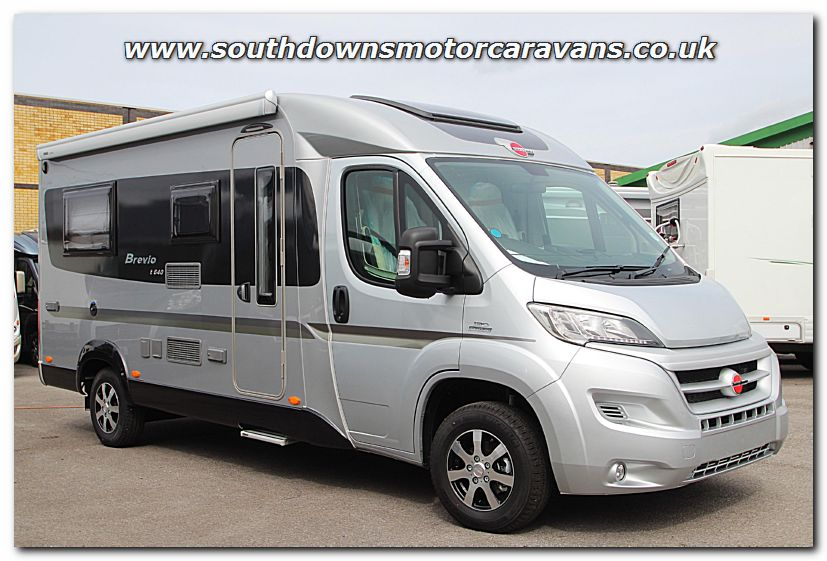 Click To Enlarge The Picture Of New 2015 Burstner Brevio T640 Van Conversion Motorhome N100259 1