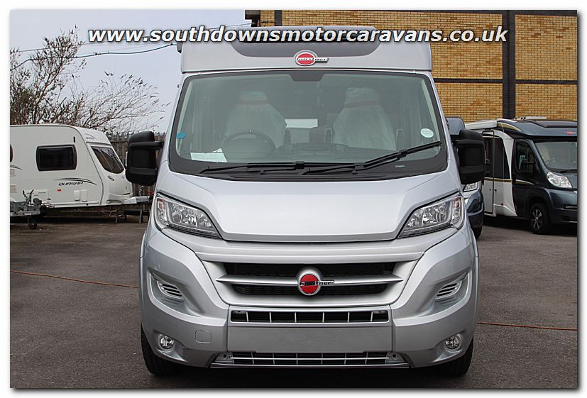 Click To Enlarge The Picture Of New 2015 Burstner Brevio T640 Van Conversion Motorhome N100259 10