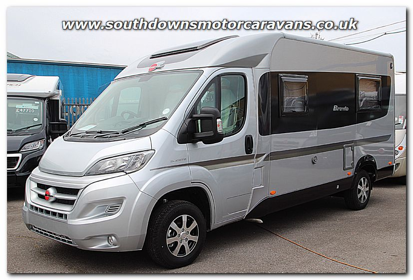 Click To Enlarge The Picture Of New 2015 Burstner Brevio T640 Van Conversion Motorhome N100259 12