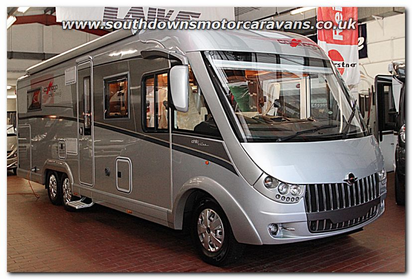 Southdowns New 2015 Carthago Chic C Line Xl 5 8 Q Fiat