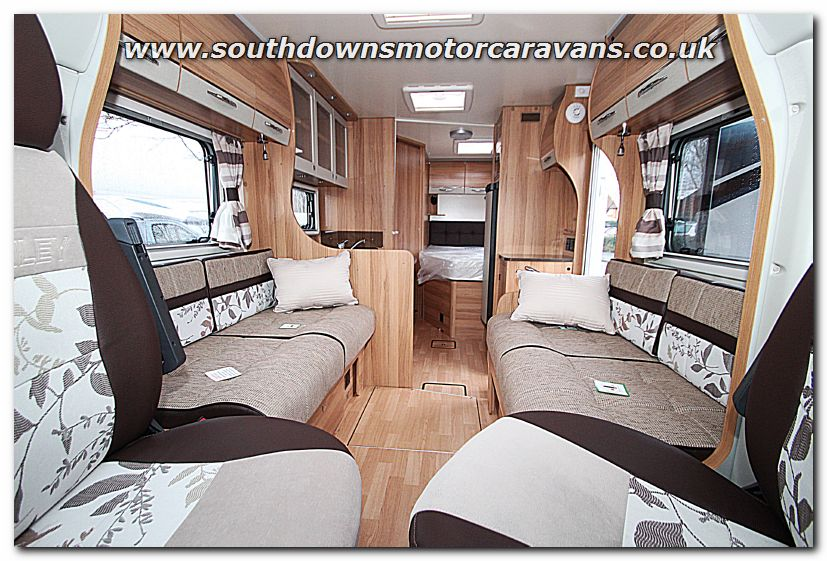 New Southdowns | New 2015 Bailey Approach Autograph 740 Low ...