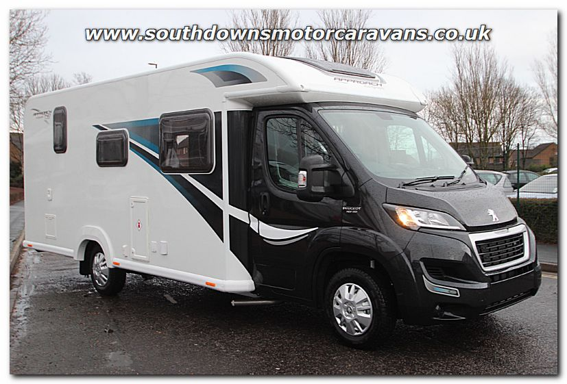 Awesome Southdowns | New 2015 Bailey Approach Autograph 740 Low-Profile Motorhome N100309 Photo Gallery