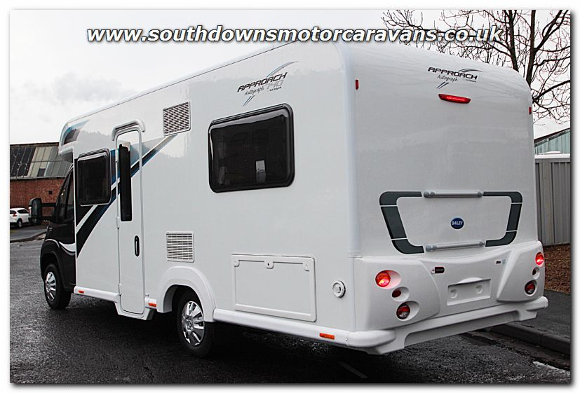 Popular Southdowns | New 2015 Bailey Approach Autograph 740 Low-Profile Motorhome N100309 Photo Gallery
