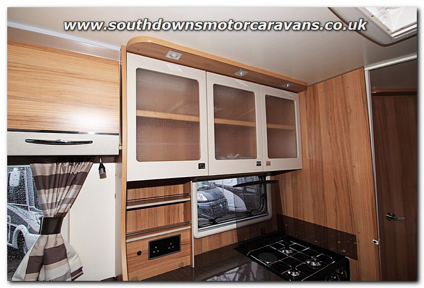 Amazing Southdowns | New 2015 Bailey Approach Autograph 740 Low-Profile Motorhome N100309 Photo Gallery