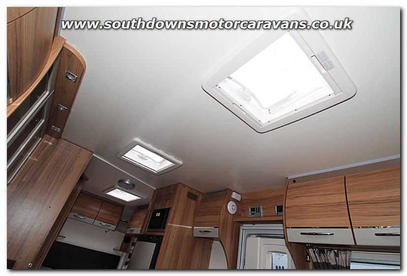 Brilliant Southdowns | New 2015 Bailey Approach Autograph 740 Low-Profile Motorhome N100309 Photo Gallery