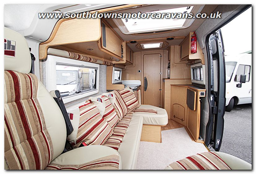 Click To Enlarge The Picture Of New 2015 IH 630FL Fiat 150 Automatic Van Conversion Motorhome