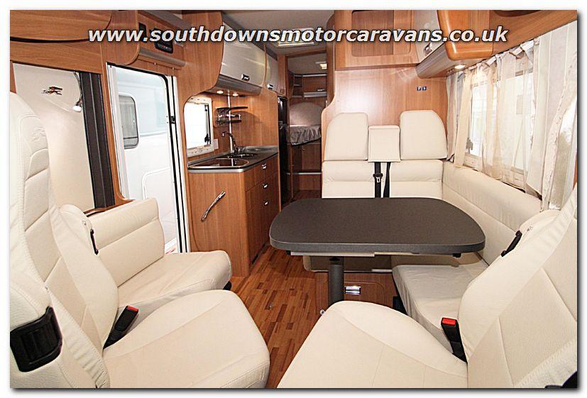 Southdowns New 2015 Laika Ecovip 609 Fiat A Class