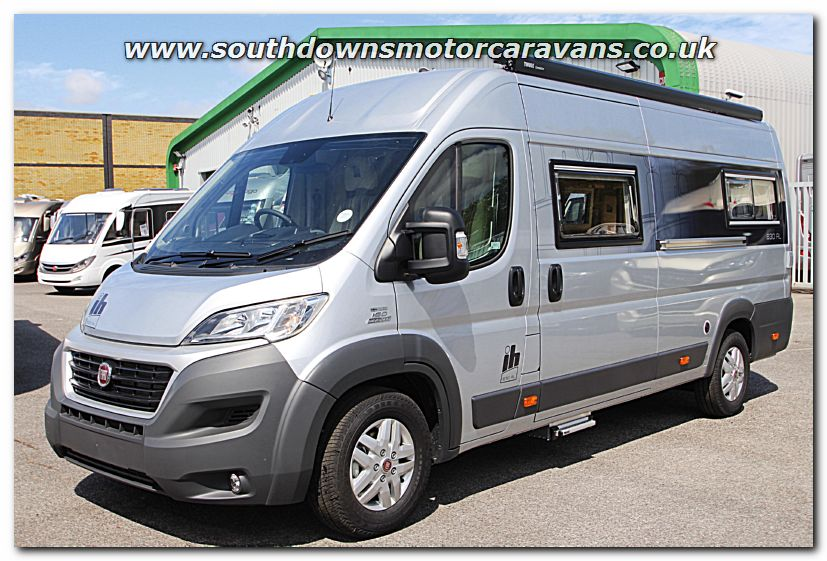 Click To Enlarge The Picture Of New 2015 IH 630 RL Fiat 150 Automatic Van Conversion
