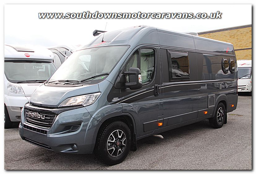 Click To Enlarge The Picture Of New 2016 Carthago Malibu 640LE Fiat 150 Automatic Van Conversion