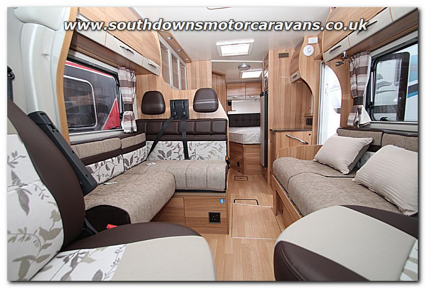 Innovative Southdowns | New 2016 Bailey Approach Autograph 745 Low-Profile Motorhome N100518 Photo Gallery