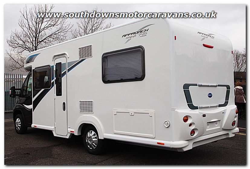 Original Southdowns | New 2016 Bailey Approach Autograph 745 Low-Profile Motorhome N100518 Photo Gallery