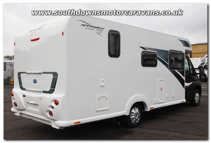 Lastest Southdowns | New 2016 Bailey Approach Autograph 745 Low-Profile Motorhome N100518 Photo Gallery