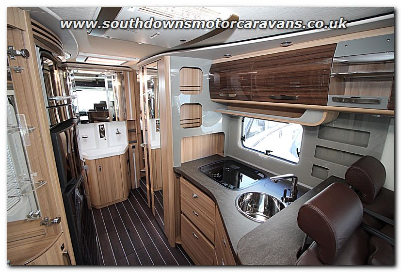 Southdowns New 2016 Knaus Sun I 900lx Fiat 180 3 0l