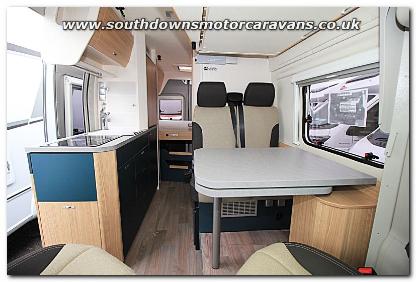 Click To Enlarge The Picture Of New 2017 Knaus Boxlife 600 MQ Fiat 23L 150