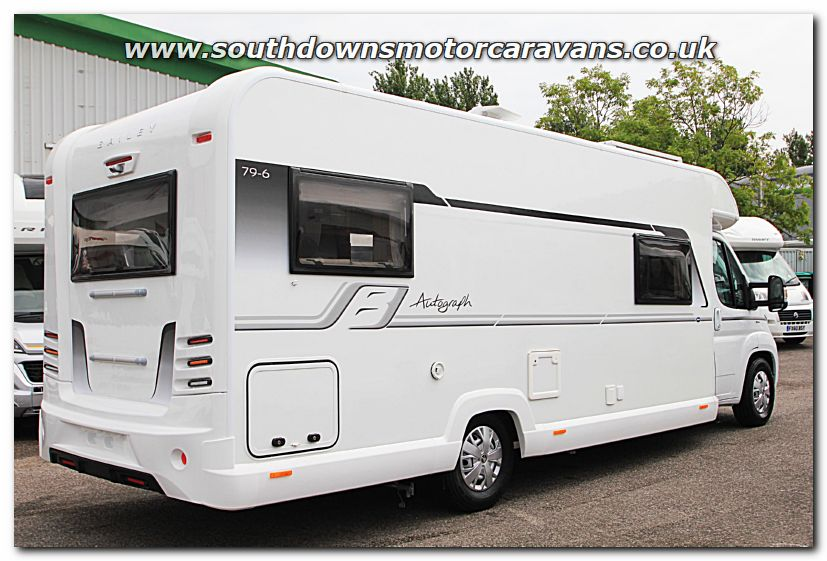 Awesome Southdowns | New 2017 Bailey Autograph 79-6 Peugeot Boxer ...