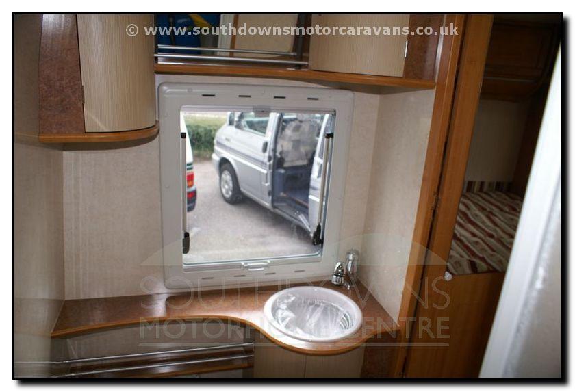 Southdowns | New 2007 Fleurette L73LD Motorhome N1056 11/18 Photo ...