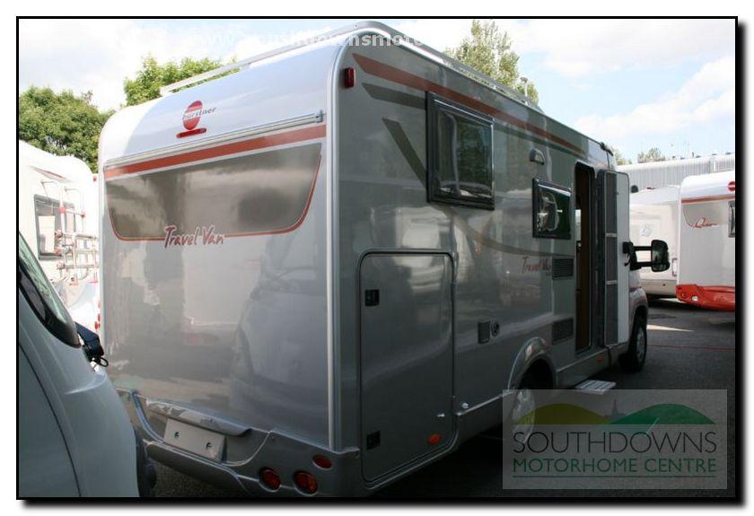 Southdowns 2008 Burstner Travel Van T620 Motorhome N1320 7 62 Photo Gallery