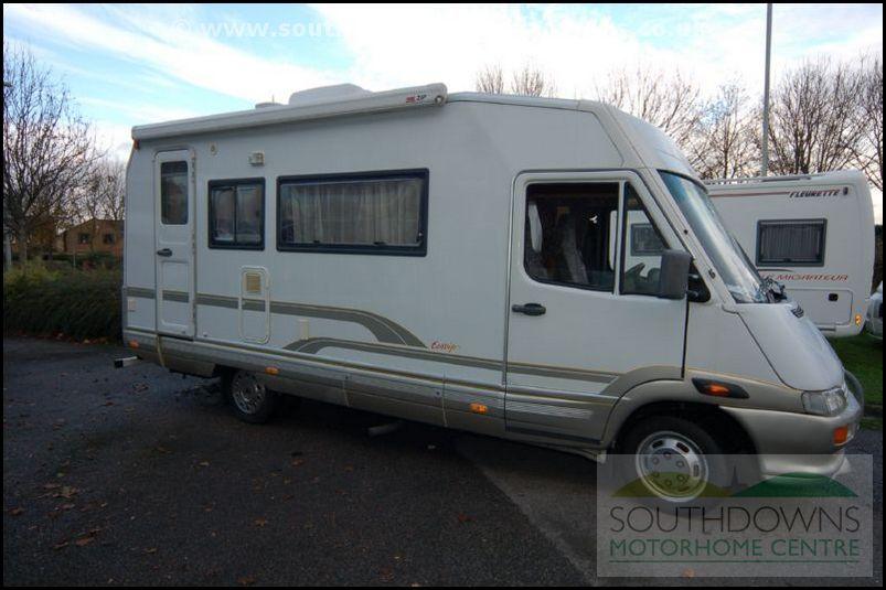 Creative Southdowns  New 2012 Laika Kreos 7012 AClass Motorhome N2339 575 Photo Gal