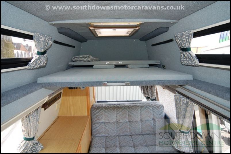 Southdowns Used Autosleeper Vw Trident Motorhome U1439