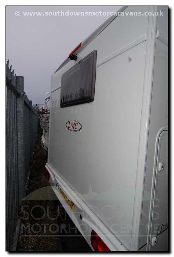 Southdowns | Used LMC T1708 Motorhome U1558 6/33 Photo Gallery