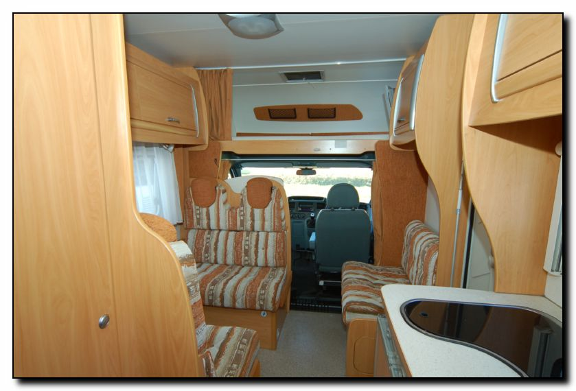 Used Motorhomes For Sale >> Southdowns | Used Chausson Flash 03 Motorhome U1901 48/54 Photo Gallery