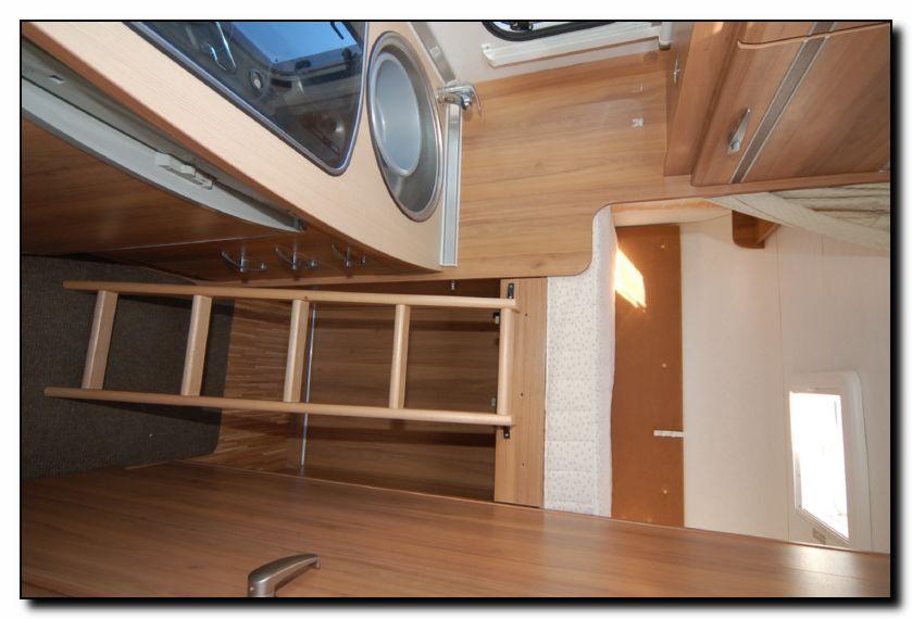 Southdowns Used Burstner Travel Van T 570 G Motorhome U1909 57 58 Photo Gallery
