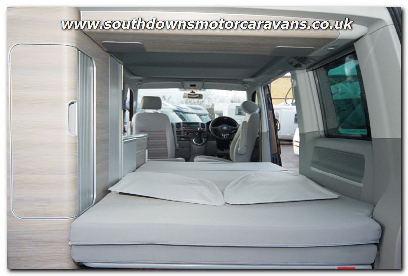 Click To Enlarge The Picture Of VW California SE Automatic Van Conversion Motorhome U200463 4