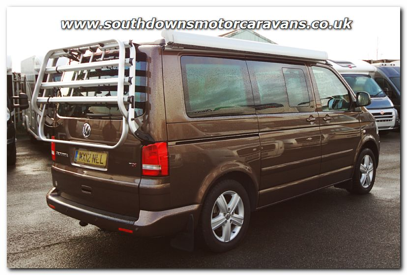Click To Enlarge The Picture Of VW California SE Automatic Van Conversion Motorhome U200463 8