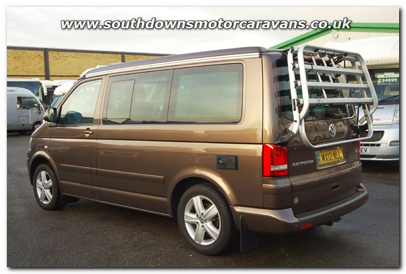 Click To Enlarge The Picture Of VW California SE Automatic Van Conversion Motorhome U200463 12