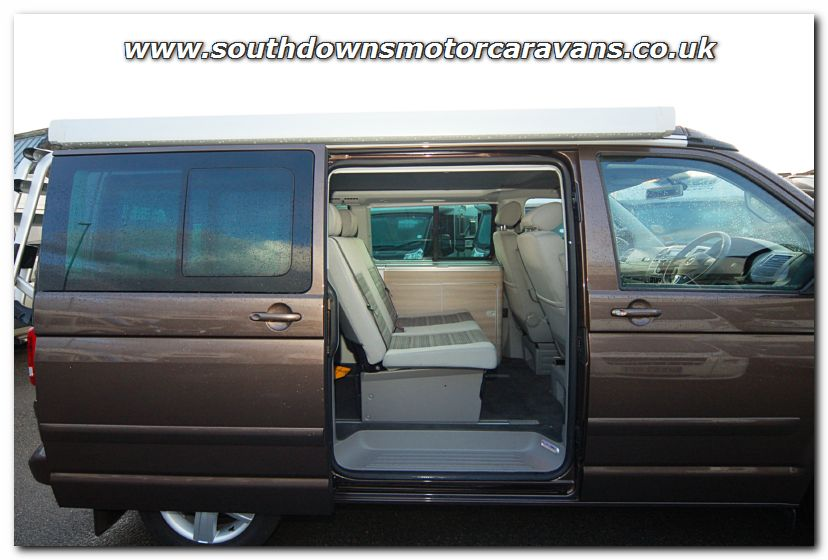 Click To Enlarge The Picture Of VW California SE Automatic Van Conversion Motorhome U200463 17
