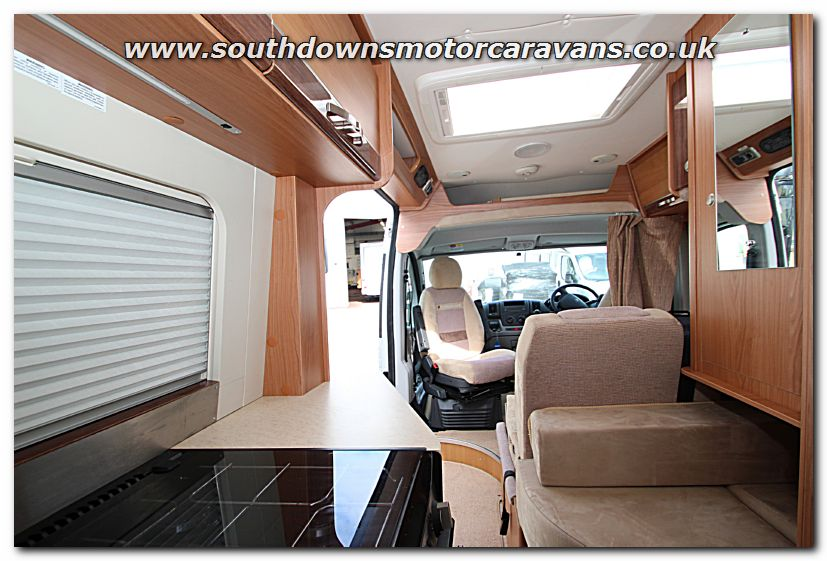 Click To Enlarge The Picture Of Used Autocruise Jazz Van Conversion Motorhome U200494 41 54