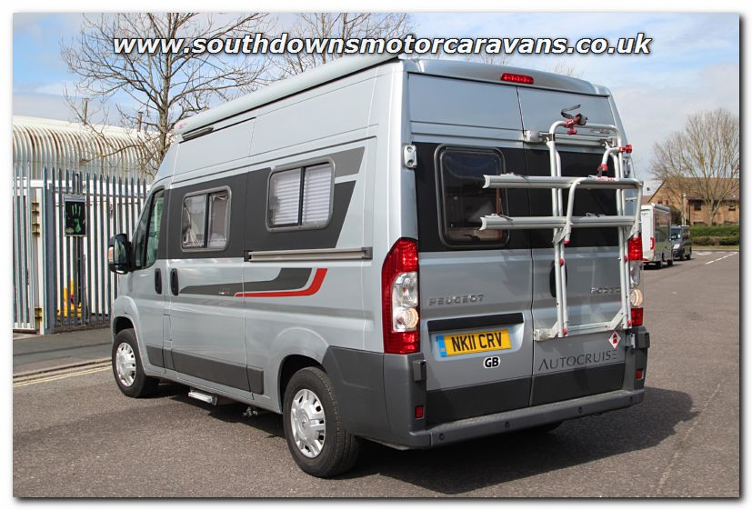 Click To Enlarge The Picture Of Used Autocruise Jazz Van Conversion Motorhome U200494 12 54