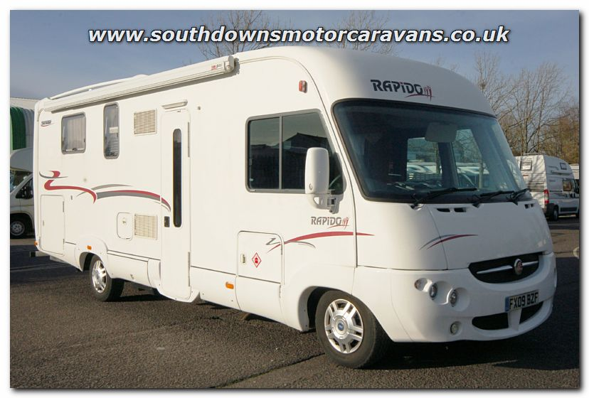Innovative Used LHD Concorde Liner I 930F Iveco AClass Motorhome U201046 For Sale At So