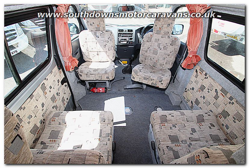 Click To Enlarge The Picture Of Used Devon Rio Grande 25L Van Conversion Motorhome U200562
