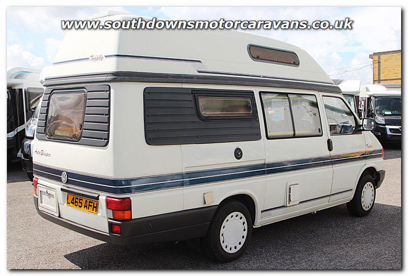 Southdowns Used Autosleeper Trophy Hi Top Van Conversion