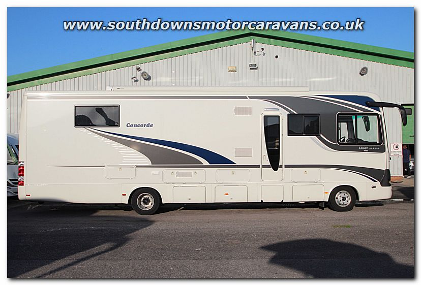 Class A Motorhomes With Garage House Plans