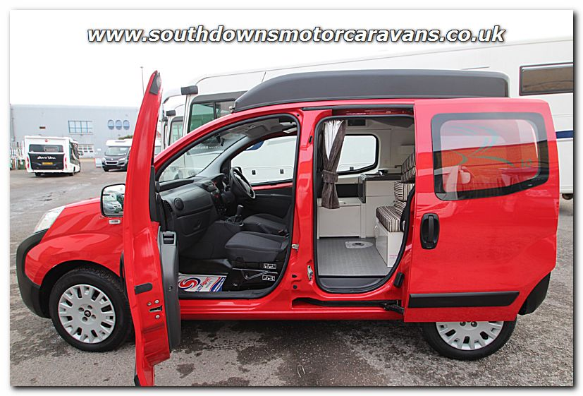 Used Van For Sale >> Southdowns | Used Romahome R10 Solo Citroen 1.4L HDi Van Conversion Motorhome U200648 Photo Gallery