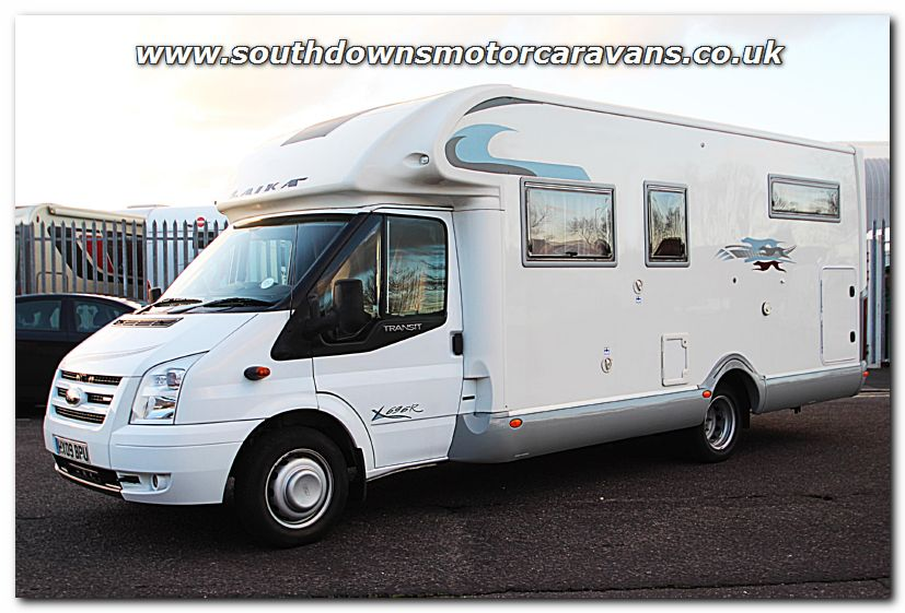 Southdowns used laika x696r rwd ford transit 350 2 4l for Ford motor credit franklin tn