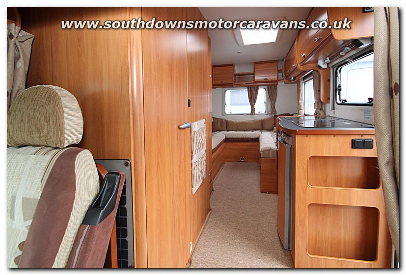 Ford Transit Motorhome >> Southdowns | Used Home-Car XS 22 Ford Transit SWB 2.2L TDCI Low-Profile Motorhome U200785 Photo ...