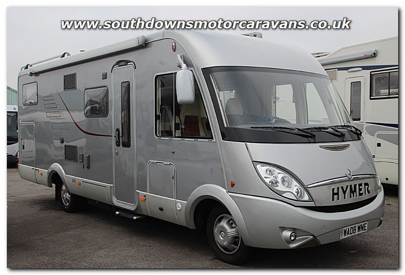 Southdowns used hymer b675sl mercedes benz 3 0l for Mercedes benz rv used