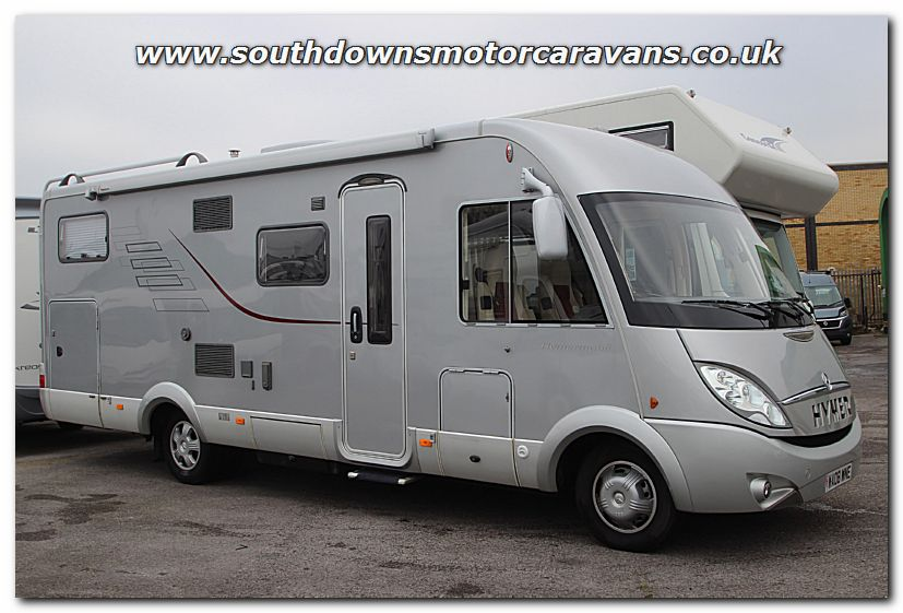 Southdowns used hymer b675sl mercedes benz 3 0l for Used mercedes benz rv for sale